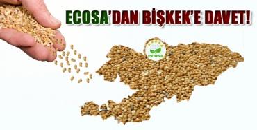 ECOSA'dan Bişkek'e davet!