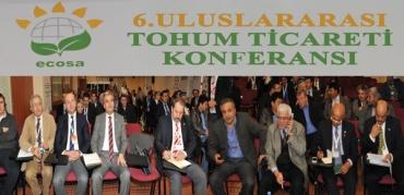 6. ECOSA KONFERANSI İSTANBUL'DA YAPILDI