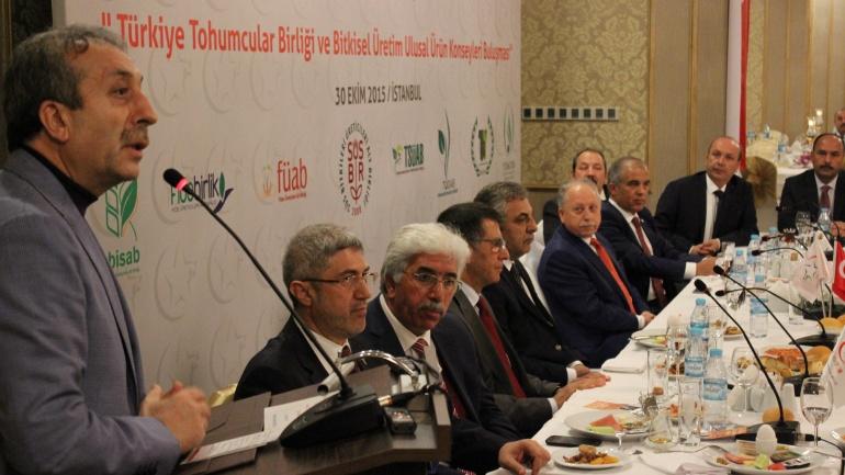 TÜRKTOB ve ECOSA, Ulusal Ürün Konseylerini İstanbul'da Buluşturdu.